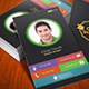 Elegant Smart Phone Business Card - GraphicRiver Item for Sale