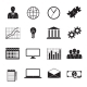 Business Flat Generic Icons Set - GraphicRiver Item for Sale