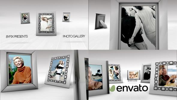 White Photo Gallery