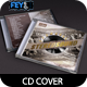 CD Cover Template Vol.03 - GraphicRiver Item for Sale