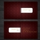 Black Vintage Business Card - GraphicRiver Item for Sale