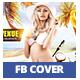 Spring Break - Facebook Cover - GraphicRiver Item for Sale