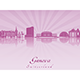 Geneva Skyline - GraphicRiver Item for Sale