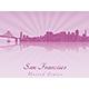 San Francisco Skyline - GraphicRiver Item for Sale