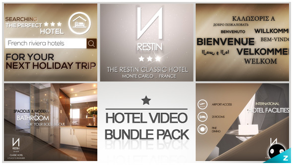 Hotel Video Bundle Pack