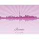 Toronto Skyline - GraphicRiver Item for Sale
