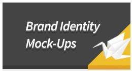 Brand Identity Mock - Ups
