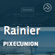Rainier - ThemeForest Item for Sale