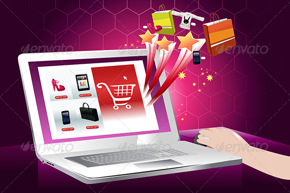 The Concept of Online Shopping