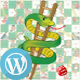 WordPress Responsive Snake and Ladder Game
