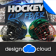 Hockey Cup Fever Flyer Template - GraphicRiver Item for Sale
