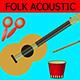 Happy Folk Acoustic Pack - AudioJungle Item for Sale