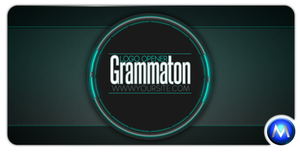 VideoHive After Effects Project - Grammaton 758760