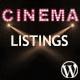 Simple Cinema Theatre Listings Plugin - CodeCanyon Item for Sale