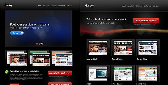 Galaxy Pro Theme