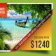 Tour Travel Facebook Timeline - GraphicRiver Item for Sale