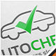 Auto Check Car Logo - GraphicRiver Item for Sale