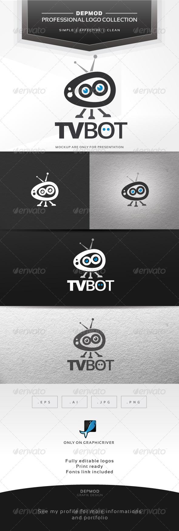 TV Bot Logo
