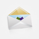 White Envelope Icon - GraphicRiver Item for Sale