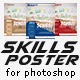 Fresh Skills Brochure 3 Colors - GraphicRiver Item for Sale