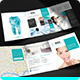 Dental Square Trifold - GraphicRiver Item for Sale
