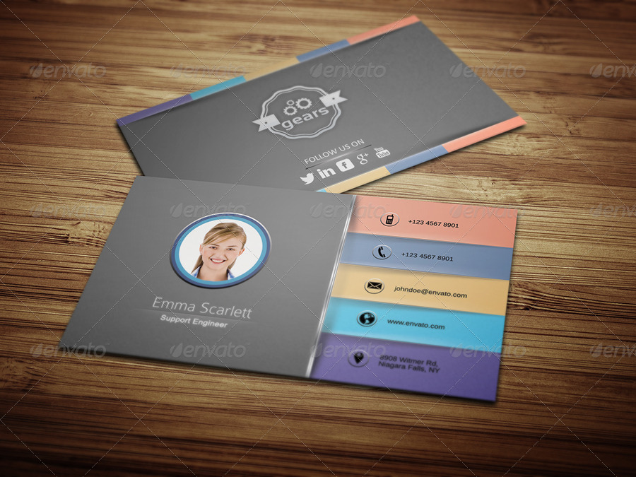 Electrical Engineers Consulting Business Cards : Civil engineer business card by ethanfx graphicriver