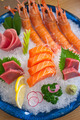 Japanese style assorted sashimi dish - PhotoDune Item for Sale