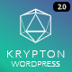 Krypton - Responsive Multipurpose Wordpress Theme - ThemeForest Item for Sale