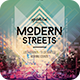 Modern Streets Flyer - GraphicRiver Item for Sale