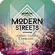 Modern Streets Flyer - GraphicRiver Item for Sale