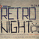 Retro Night V7 - GraphicRiver Item for Sale