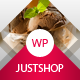 Justshop - Cake Bakery WordPress Theme - ThemeForest Item for Sale