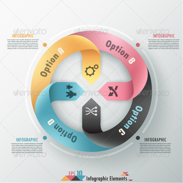 GraphicRiver Modern Infographics Options Banner 7290832