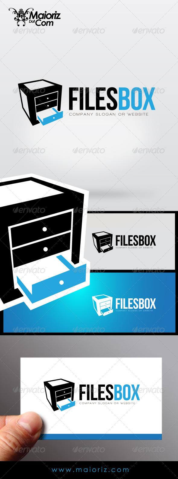Files Box Logo