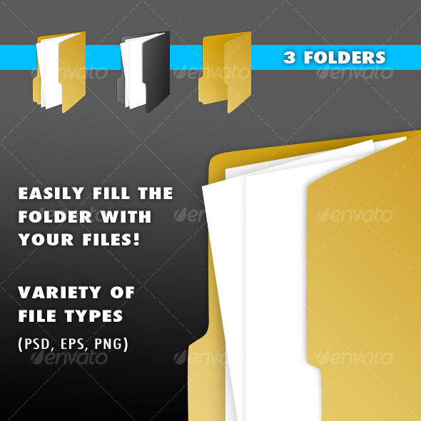 GraphicRiver Open Folder 30996