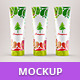 Cosmetic Tube & Box Mockup (Toothpaste Packaging) - GraphicRiver Item for Sale