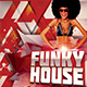 Funky House Flyer - GraphicRiver Item for Sale
