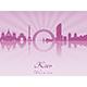 Kiev Skyline in Purple Radiant Orchid