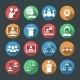 Business People Icons Set - GraphicRiver Item for Sale