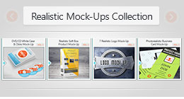 Realistic Mock-Up Collection