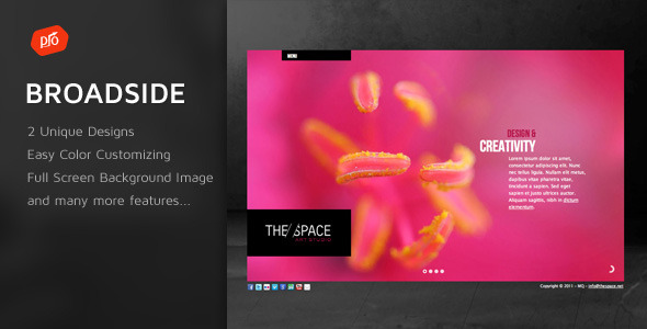 Broadside - Premium WordPress Theme