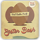 Vintage Easter Bash Flyer - GraphicRiver Item for Sale