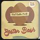 Vintage Easter Bash Flyer - GraphicRiver Item for Sale