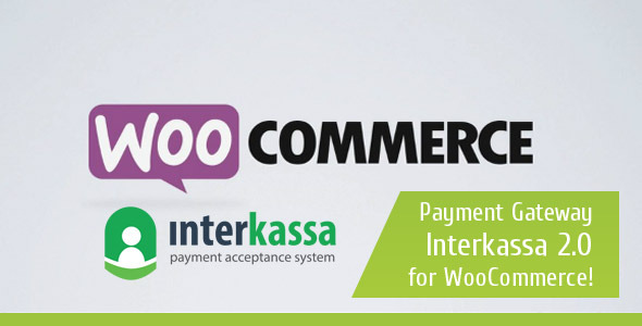 Interkassa 2.0 Payment Gateway for WooCommerce