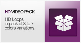 HD Pack - Professional VideoLoops