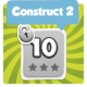 Construct 2 - GUI with levelselection, menu & HUD - CodeCanyon Item for Sale