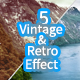 5 Vintage & Retro Action - GraphicRiver Item for Sale
