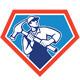 Superfix Repairman and Renovators Logo - GraphicRiver Item for Sale