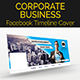 Corporate Business Facebook Timeline Cover - GraphicRiver Item for Sale