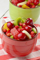 Cups with fruits - PhotoDune Item for Sale